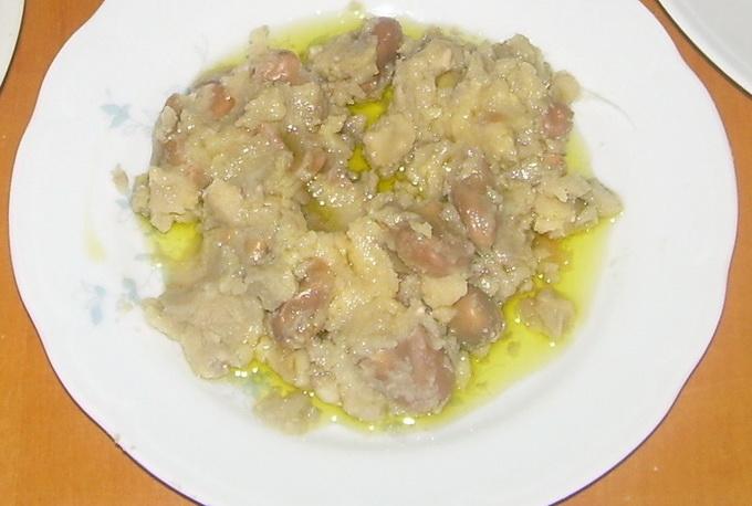 KOYKIA FABA,,φαγητά ,παλιοί κρητικοί,ΦΩΤΟ,νοστιμότατα φαγητά, ,γαστρονομικές,,καλαμάρι κουτιού, τηγανισμένο ,,φρίσσα, ρέγκα,